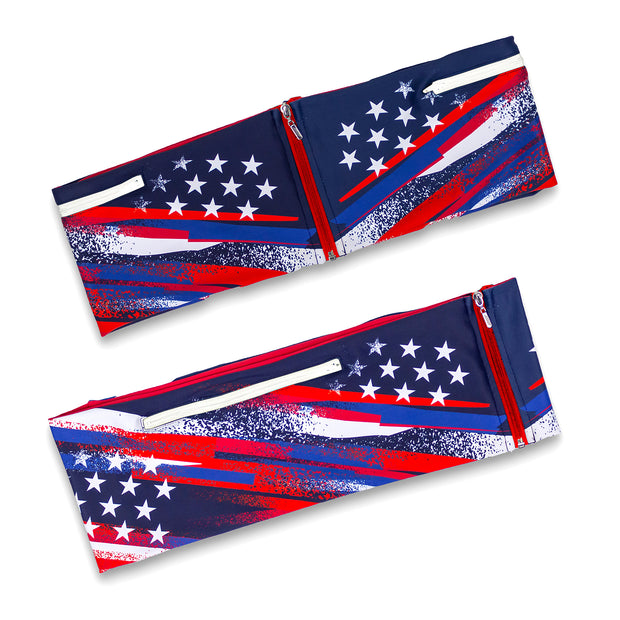 Stars and Stripes FusionBelt| Made In America Limited Collection
