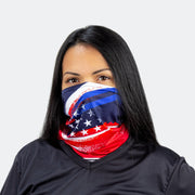 COMBO FusionBelt & Scarf Face Mask | American Flag