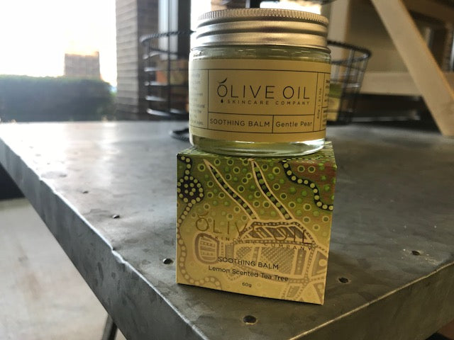 Soothing Balms by Olive Oil Skin Care Co.
