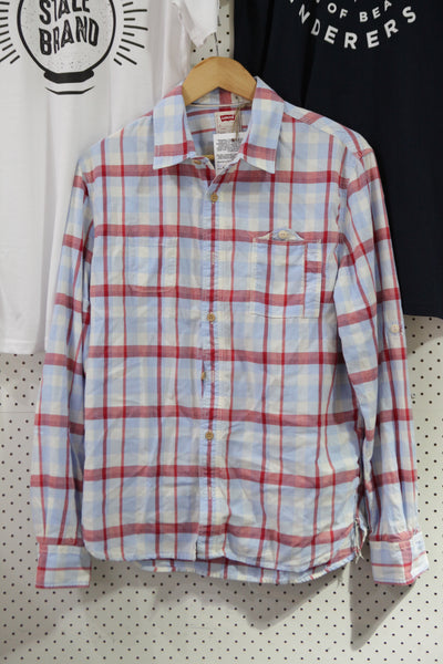 Vintage & Preloved 'Levis2.0' Long Sleeve Button Up