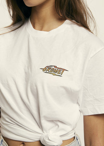 Anke - Anke 'Gromet' Tee - T-Shirt - Stock & Supply Stores