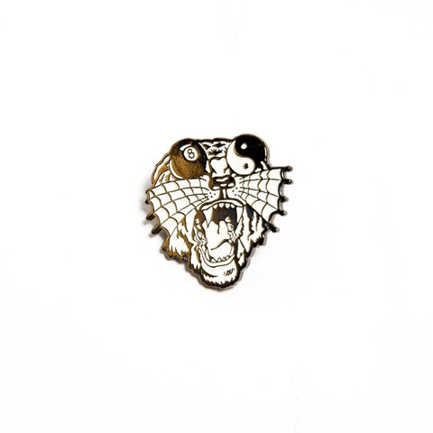 Death Dealers 'Acid Tiger' Pin