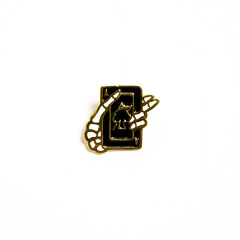 Death Dealers 'Death Card' Pin