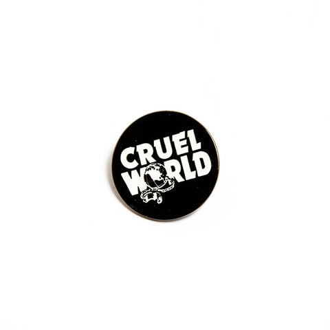 Death Dealers - Death Dealers 'Cruel World' Pin - Patches & Pins - Stock & Supply Stores