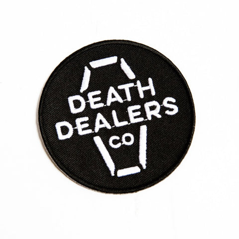 Death Dealers - Death Dealers 'Coffin' Patch - Patches & Pins - Stock & Supply Stores
