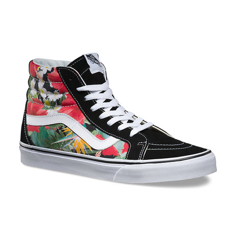 Vans - Vans 'Sk8 Hi Reissue Aloha' Shoes - Footwear - Stock & Supply Stores