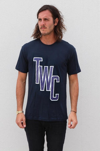 Wanderers Co - Wanderers Co 'Monogram' Tee - T-Shirt - Stock & Supply Stores