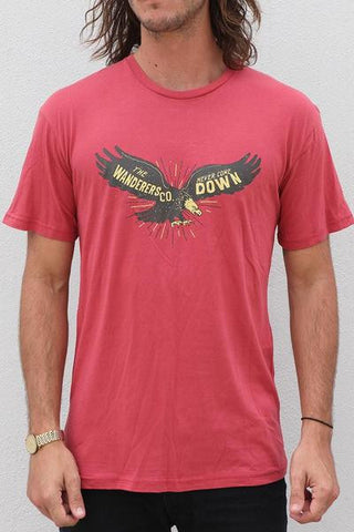 Wanderers Co 'Eagle' Tee - LAST ONE!!!