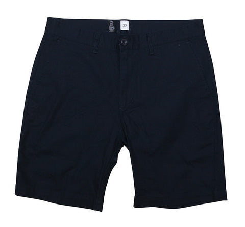 Wanderers Co - Wanderers Co 'Walk' Short Navy - Walk Shorts - Stock & Supply Stores