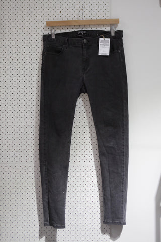 Vintage & Preloved 'Afends Midnight' Denim Jeans