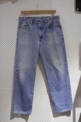 Vintage & Preloved 'Levi Allen' Denim Jeans