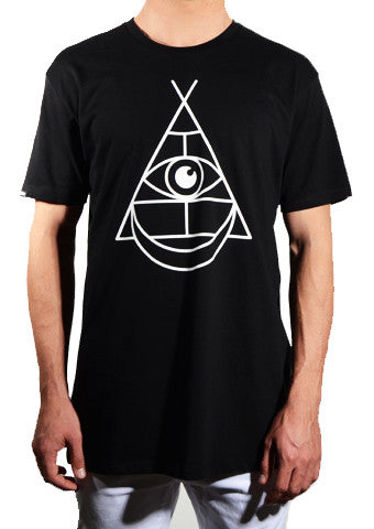 A.O.T.R 'Eye of Life - Black' Tee