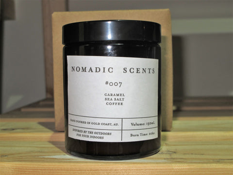 Nomadic Scents '#007 - Amber Jar' Candle
