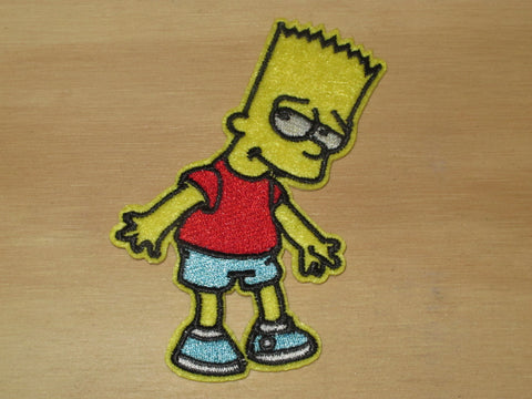 Patch & Pin 'Simpsons - Bart Standing' Patch