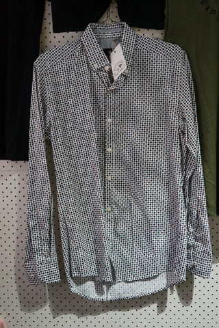 Vintage and Preloved 'Bennett' Button Up Shirt