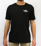 Kingfruit Apparel - Kingfruit '80's Type - Black' Tee - LAST ONE!!! - T-Shirt - Stock & Supply Stores