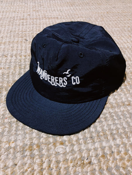Wanderers Co 'Survey Surf - Black' Cap