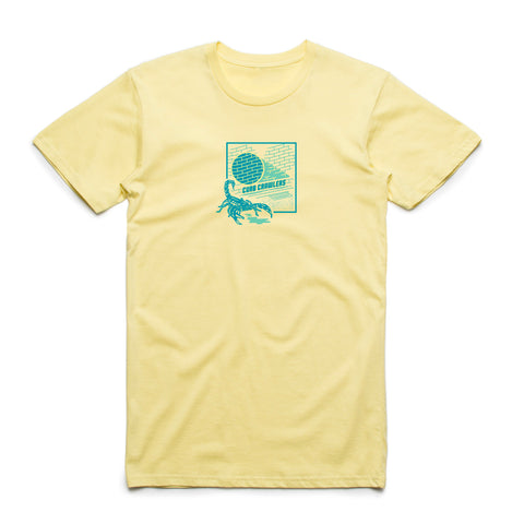 Stale Brand 'Curb Crawlers - Lemon' Tee