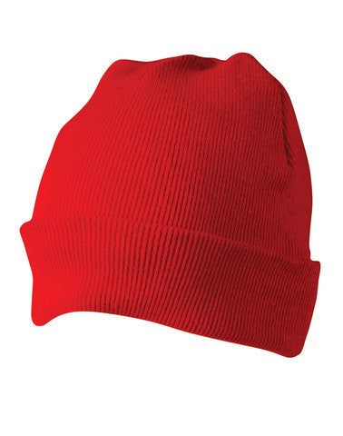 Wanderers Co 'Mate - Red' Beanie