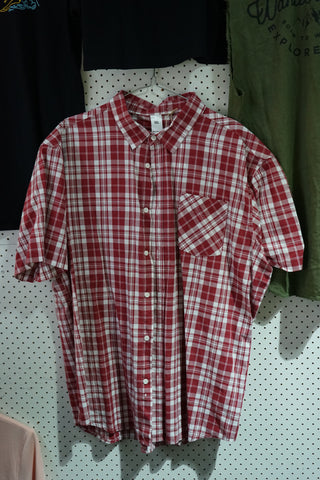 Vintage and Preloved 'Newton' Button Up Shirt