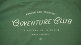 Set Sail Co 'Adventure Club - Green' Tee - LAST ONE!!!