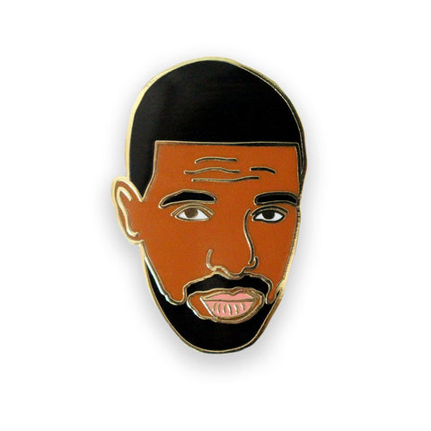 Georgia Perry - Georgia Perry 'Take Care Drake' Pin - Patches & Pins - Stock & Supply Stores