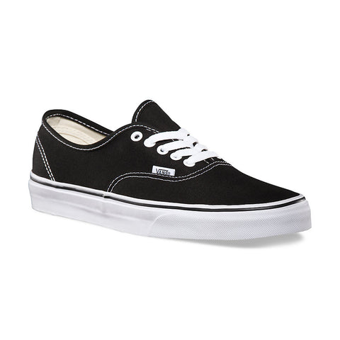 Vans 'Authentic - Black/White' Shoes