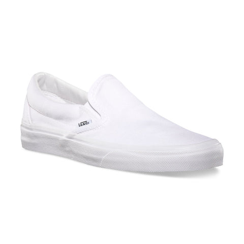 Vans - Vans 'CSO True White' Slip On - Footwear - Stock & Supply Stores