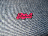 Patch & Pin 'Fabulous - Pink' Badge Pin