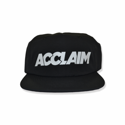 Acclaim Apparel 'Block - Black' Snapback