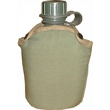 Mountain Supply 'GI Poly with Cover' Canteen