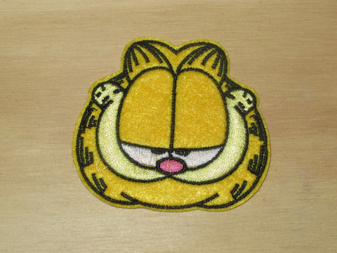 Patch & Pin 'Garfield - Face' patch