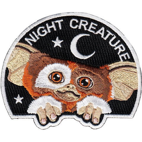 La Barbuda - La Barbuda 'Gremlins Gizmo' Iron On Patch - Patches & Pins - Stock & Supply Stores