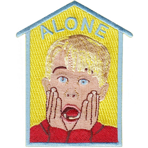 La Barbuda 'Home Alone - Kevin McCallister' Iron On Patch