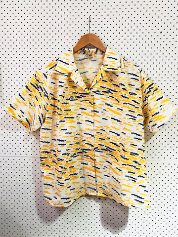 Vintage & Preloved 'Annabelle' Women's Button Up