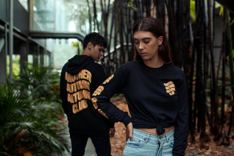 Another Autumn 'Club' Longsleeve Tee