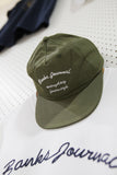 Banks Journal 'Monument - Moss Green' Cap