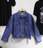 Vintage & Preloved 'Dillinger' Denim Jacket