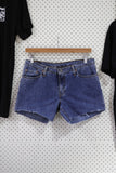 Vintage & Preloved 'Levis 599' Denim Cutoff Shorts