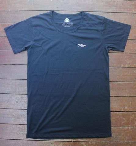 Cottage Skateboards 'Genuwine - Navy' Tee