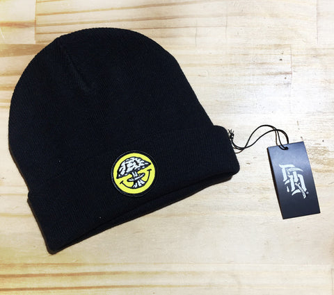 Death Dealers 'Meltdown - Black' Beanie