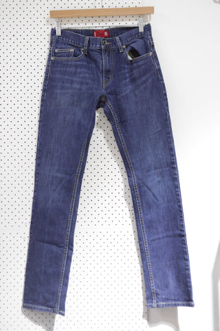 Vintage & Preloved 'Levi Jarred' Denim Jeans