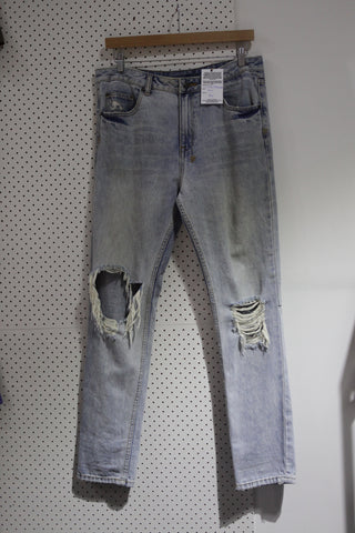 Vintage & Preloved 'Ksubi Destroy' Denim Jeans