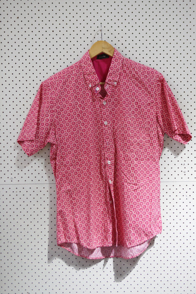 Vintage & Preloved 'Kumi' Button Up Shirt
