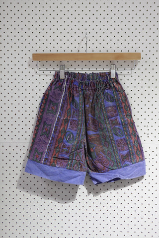 Vintage & Preloved 'Kuta Kidz' Kids Shorts