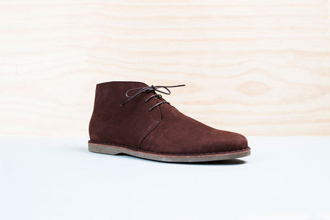 Nudio Studio - Nudio Studio 'Antonio - Chocolate' Boots - Footwear - Stock & Supply Stores