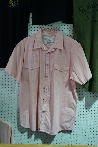 Vintage and Preloved 'Murray' Button Up Shirt
