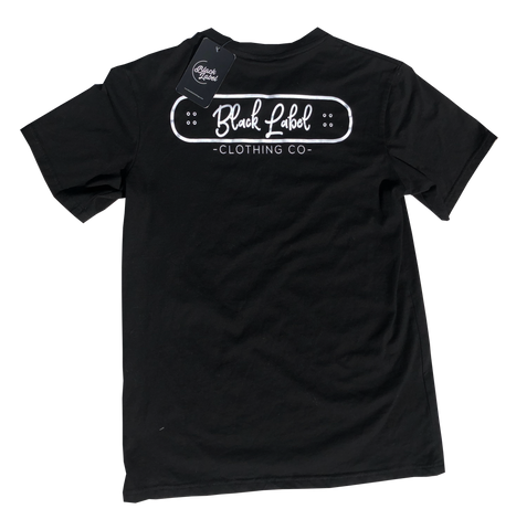 BLCC - BLCC 'Skate - Black' Tee - T-Shirt - Stock & Supply Stores