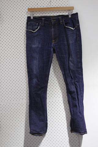 Vintage & Preloved 'Nudie Despair' Denim Jeans
