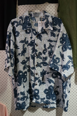 Vintage and Preloved 'Pacific Cliff' Button Up shirt